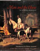 Man And The Horse An Illustrated History Of Equestrian Apparel 1984 Mma