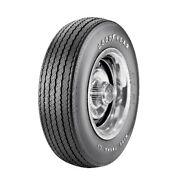 Speedway Wide Tread Gt Raised White Letter 4 Ply Poly Tire E70-15 Goodyear