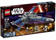 Lego Star Clone Wars 75149 Resistance X-wing Starfighter Xwing Lor San Bb-8 New