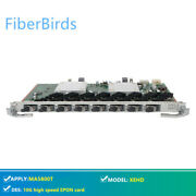Huawei Xehd 10g High Speed Epon Card,8-pon H901xehd Board For Olt Ma5800t Series