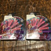 8 Set Nerf Rebelle Message Dart Refill And Pen Packs - Total Of 64 Darts