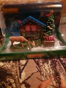 Lemax Christmas Village Accessories, Woodland Countdown, 93436 New