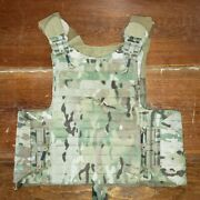 Firstspear Siege R 6/12 Tubes Small S Multicam Armor Carrier Tactical Vest Plate