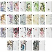 Official Nene Thomas Fairies Leather Book Wallet Case For Apple Ipad
