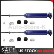 Front Monroe Shocks And Struts 2x Shock Absorber Fits Ford 1972-1982