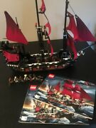 Lego Pirates Of The Caribbean Set 4195 Queen Anne's Revenge