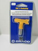 Graco Line Lazer Rac5 Switchtip Paint Sprayer Tips We Have All Sizes Ll5xxx