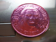 Qty 50 Lorne Greene Actor Bacchus 1985 Mardi Gras Doubloon Coin Rare Vintage