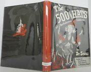 Seuss Dr / The 500 Hats Of Bartholomew Cubbins Signed 1st Edition 2004116