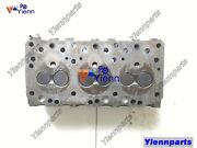For Iseki 3ag1 Cylinder Head Assy Used Part Tl2301 Tl2700 Tractor Engine Parts