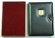 1974 Israel David Ben Gurion Commemorative Proof Gold And Silver Coins In Box Pg