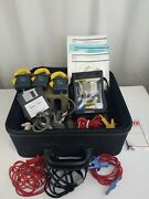Yokogawa Cw121 Clamp-on Power Meter W/ Accessories Carrying Case Manuals Disc