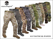 Emerson Gen3 Combat Pants Airsoft Military Tactical Bdu Trousers With Knee Pad