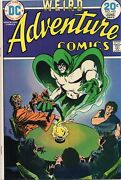 Adventure Comics 433 Spectre - Jim Aparo - High Grade  Low Price