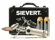 Sievert Industries Portable Soldering Iron Kit With Tool Case 3380-94