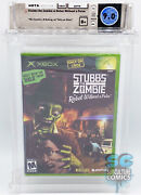 Xbox - Stubbs The Zombie Rebel Without A Pulse - Factory Sealed - Wata 9.0 B+