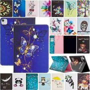 For Ipad 7th 6th 5th 4th 3rd 2nd Gen/mini/air/pro Flip Leather Case Stand Cover