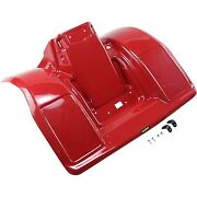 Maier Mfg Rear Fender Replacement Red For Honda Atc 250 R 1983-1984 119102
