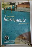 Home Movie Orig Theater Poster 2001 27x40 Chris Smith Heavy Metal Parking Lot
