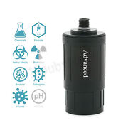Seychelle Water Bottle Replacement Advanced Filter For 28oz Bottle Canteen Pump