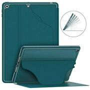 Luxury Series Case For Ipad 7th Generation 10.2andrdquo 2019- Built-in Pencil + 6