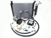 Underhood Performance A/c Kit1969-70 Ford Mustang W/302and428 V8 Polished Finish
