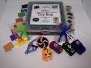 Talking In Pictures Mini Toy Box Learning Fun With Sensory Toys Wind Up Pop