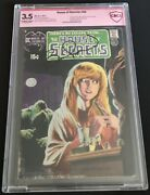 House Of Secrets 92 Cbcs 3.5 1st Swamp Thing Bernie Wrightson Signed Not Cgc