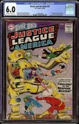 Brave And Bold 29 Cgc 6.0 Ow/w Dc 1960 2nd Appearance Justice League America