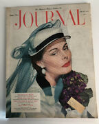 Coke Ad Ladies Home Journal Magazine March 1951 Fashion And Vintage Ads