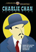 Charlie Chan Collection [new Dvd] Full Frame Subtitled Amaray Case