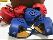Lot Of 200 Adjustable Foam Helmet Inflatable Interactive Game Boxing / Jousting