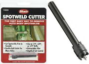 Blair 13224 3/8 Double End Spotweld Cutter Tool New Free Shipping Usa