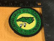 F2-51 Girl Scouts Of America Patch -tarheel Triad Girl Scout Council - Nc