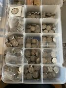 Washington Quarters 90 Silver 10 Face Value Roll Of 40