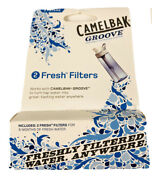 Camelbak Groove Portable Filtration System - 2-pack For 6 Months Of Fresh Water