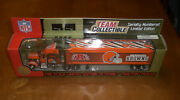 2004 Cleveland Browns Tractor Trailer Diecast 180 Scale