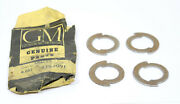 Oe Gm 1962 63 64 65 66 Chevy Shift Tube Lever Spacers Lot Of 4 3790091