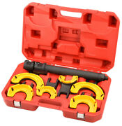 Heavy Duty Macpherson Spring Compressor For Impact Wrench Operation