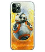 Star Wars Bb8 Bb-8 Robot Soft Case Cover For Iphone 12 11 Pro Xs Max Samsung S20