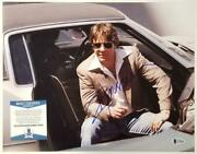 Russell Crowe Signed American Gangster 11x14 Photo Autograph Beckett Bas Coa