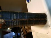 Holy Bible King James Version Leather New York Edition