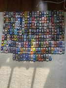 Over 150 Assorted 1/64 Scale Diecast Nascars. New And Used With Original Boxes.