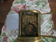 Large Fancy Repeater Carriage Clock