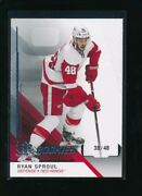 2014-15 Sp Game Used 146 Ryan Sproul 38/48 Rc