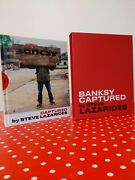 Banksy Captured By Steve Lazarides Friends And Family Edition - Hb Rare