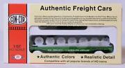 New Ho Scale Con-cor 54' Flatcar W/cable Reel Load Kit - Bn - 0001-009253