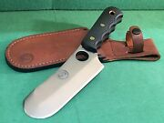 Knives Of Alaska Brown Bear Cleaver / Skinner New Other Item Free Shipping