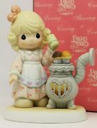 Precious Moments Warm Hands, Warm Heart, Warm Wishes 191353 - Chapel Exclusive