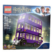 Lego Set 75957 Harry Potter Knight Bus Building Kit 403 Pieces New